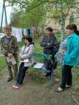 Обсуждение дворовой территории Маяковского 2