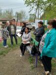 Обсуждение по благоустройству дворовой территории Маяковского 4
