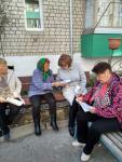 Обсуждение по благоустройству дворовой территории Школьный переулок 30
